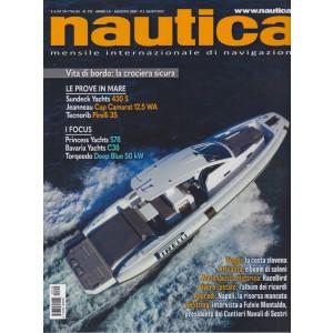 Nautica - n. 712 - mensile -agosto 2021