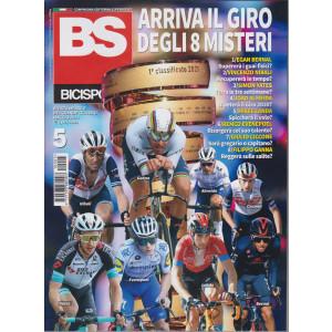 Bicisport - Bs - n. 5 - mensile -maggio   2021