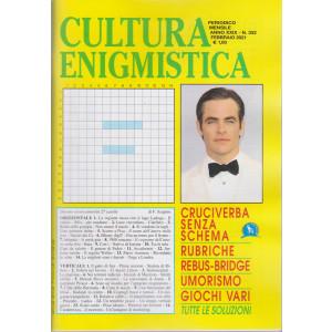 Cultura enigmistica - n. 332 -febbraio 2021 - mensile