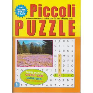Piccoli Puzzle -  mensile n.282- maggio   2021
