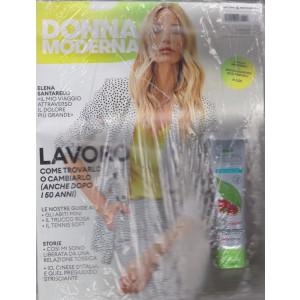 Donna Moderna +docciaschiuma eco-friendly  - n. 17 - settimanale - 8 aprile 2021