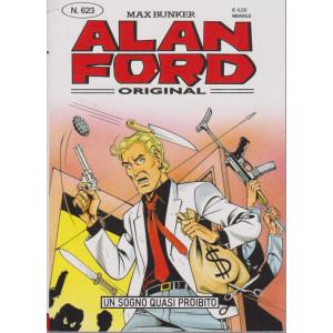 Alan Ford - Un sogno quasi proibito - n. 623 - mensile - maggio  2021