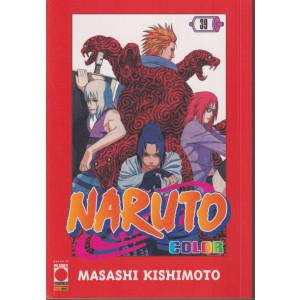 Naruto color - n. 39 -  settimanale -