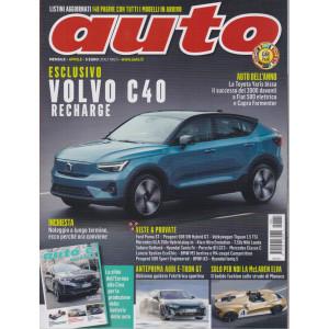 Auto - n. 4 - mensile - Aprile 2021