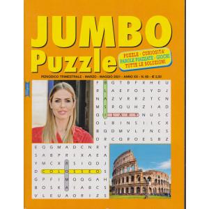 Jumbo Puzzle - n.60 - trimestrale -marzo - maggio 2021