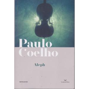 I Libri di Sorrisi 2 - n. 12  - Paulo Coelho -Aleph-  9/2/2021- settimanale  - 306 pagine - copertina flessibile