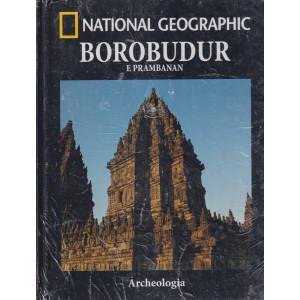 National Geographic -Borobudur e Prambanan-  n. 35-Archeologia -  settimanale - 24/9/2021 - copertina rigida