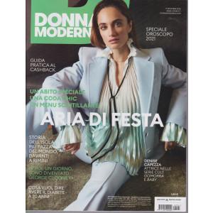 Donna Moderna - n. 1 - 17 dicembre 2020 - settimanale
