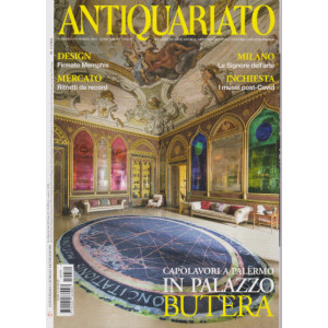 Abbonamento Antiquariato (cartaceo  mensile)