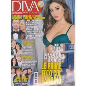 Diva e donna - n. 6 - settimanale femminile -9 febbraio 2021