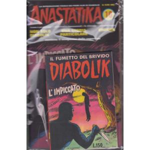 Diabolik + Anastatika - n. 10  del 1963-L'impiccato   - settimanale -