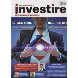 Investire - n. 29 - settembre  2021 - mensile