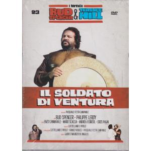 I Dvd di Sorrisi Speciale - n. 23 - I mitici Bud Spencer & Terence Hill  -ventitreesima  uscita  - Il soldato di ventura-  giugno 2021  -