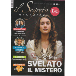 Il Segreto Magazine - Mensile n. 80 - 13 aprile   2021