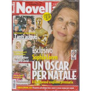 Novella 2000  - + Visto - n. 1 - settimanale - 24 dicembre 2020 - 2 riviste
