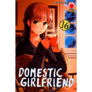 Domestic Girlfriend - N° 16 - Collana Japan 158 - Panini Comics