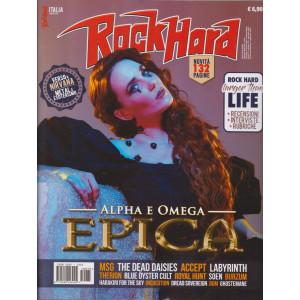 Rockhard Italia - n. 75 - gennaio 2021 - mensile