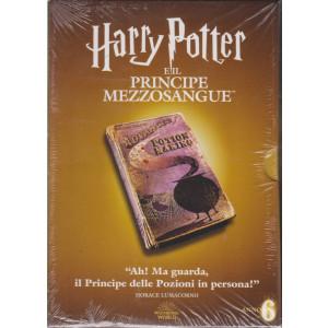 I dvd Sorrisi collection - n. 12 -Harry Potter e il principe mezzosangue- maggio  2021 - settimanale - sesta uscita