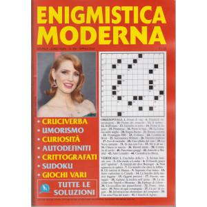 Enigmistica moderna - n. 390 - mensile -aprile  2021