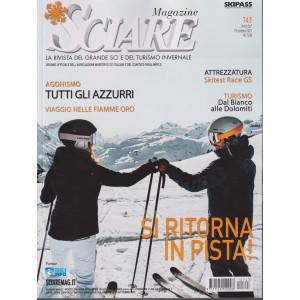 Sciare magazine - n. 743 -15 ottobre 2021    - quindicinale