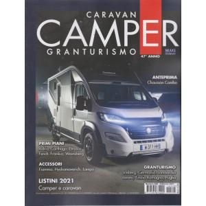 Caravan e Camper  - Granturismo - n. 528 -febbraio 2021- mensile