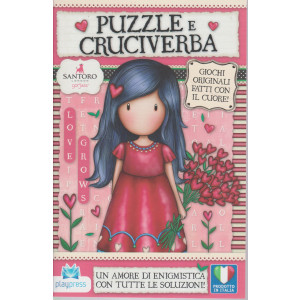 Gorjuss puzzle e cruciverba - n. 7 - settembre - ottobre 2021 - bimestrale