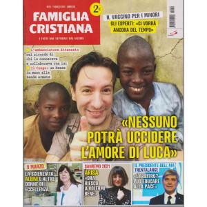 Famiglia Cristiana - n-10- settimanale - 7 marzo 2021