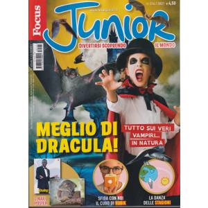Focus Junior - n. 214/2021 - mensile