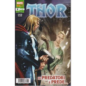 Thor - Di predatori e prede....-  n. 262 -  - mensile - 11 febbraio  2021 -
