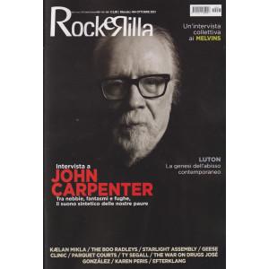 Rockerilla - n. 494 - mensile - ottobre  2021