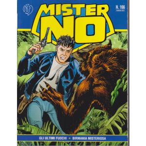 Mister No - n. 166 - 10 febbraio 2021 - mensile