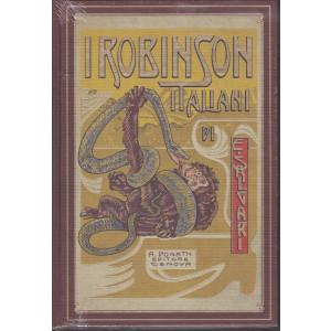 Emilio Salgari -I Robinson italiani   n. 39  - settimanale - 16/6/2021 - copertina rigida