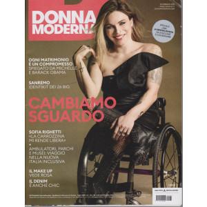 Donna moderna - n. 11- 25 febbraio 2021- settimanale