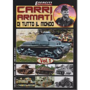 Eserciti nella storia - n. 95 - Carri armati di tutto il mondo- maggio - giugno 2021 - bimestrale - 88 pagine