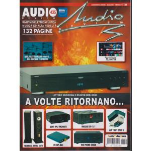 Audio review - n. 435- mensile - ottobre 2021 - 132  pagine