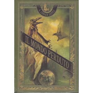 I primi maestri del fantastico - Il mondo perduto - A. Conan Doyle  - n. 6 - settimanale - 12/3/2021 - copertina rigida