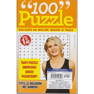 100 Puzzle - n. 18 - bimestrale - aprile - maggio  2021