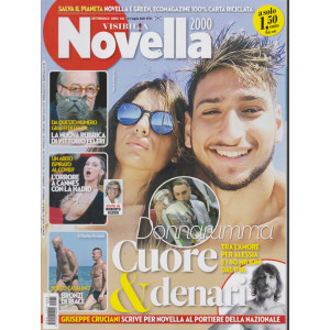 Novella 2000 - n. 31- settimanale - 21 luglio  2021
