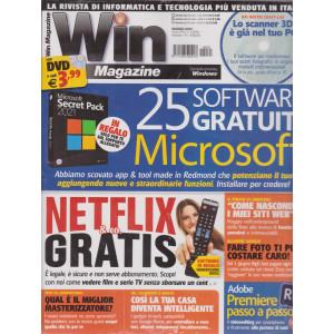 Win Magazine Plus - rivista + dvd - n. 275 -marzo 2021 - mensile