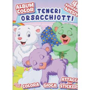 Toys2 Love - Album color -Teneri orsacchiotti - bimestrale - 25 marzo 2021