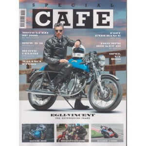 Special Cafè - n. 51 -  estate 2021 - trimestrale