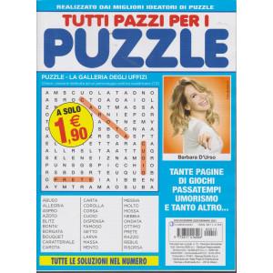 Tutti pazzi per i puzzle - n. 15 - bimestrale - dicembre 2020 - gennaio 2021
