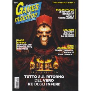 The Games Machine - n. 380 - mensile -5/3/2021
