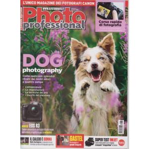 Professional Photo - n. 132 -maggio - giugno  2021 - mensile