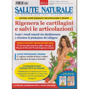 Salute Naturale - n. 271 -Rigenera le cartilagini e salvi le articolazioni -novembre 2021 - mensile -