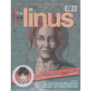 Linus - n. 4 - aprile  2021  - primavera