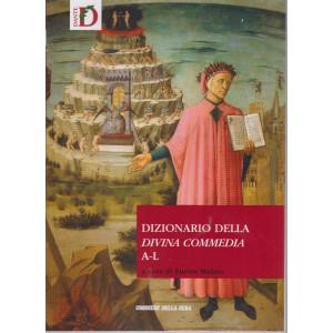 Dizionario della Divina Commedia A-L - n. 4 - settimanale - 339 pagine