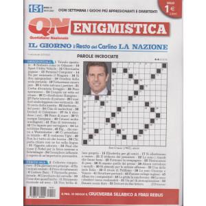 Enigmistica - n. 151 -18/1/2021- settimanale