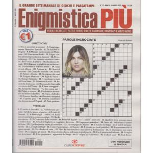 Enigmistica Piu' - n. 12  - settimanale -23 marzo 2021