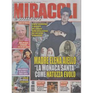 Miracoli e misteri - n. 9 - settimanale -2 giugno  2021